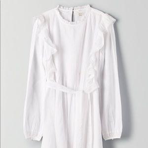 """Aritzia """"Elia"""" Dress in White"""